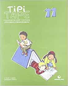 Tipi-Tape 11 - nova ed.: 9788430700912: Amazon.com: Books