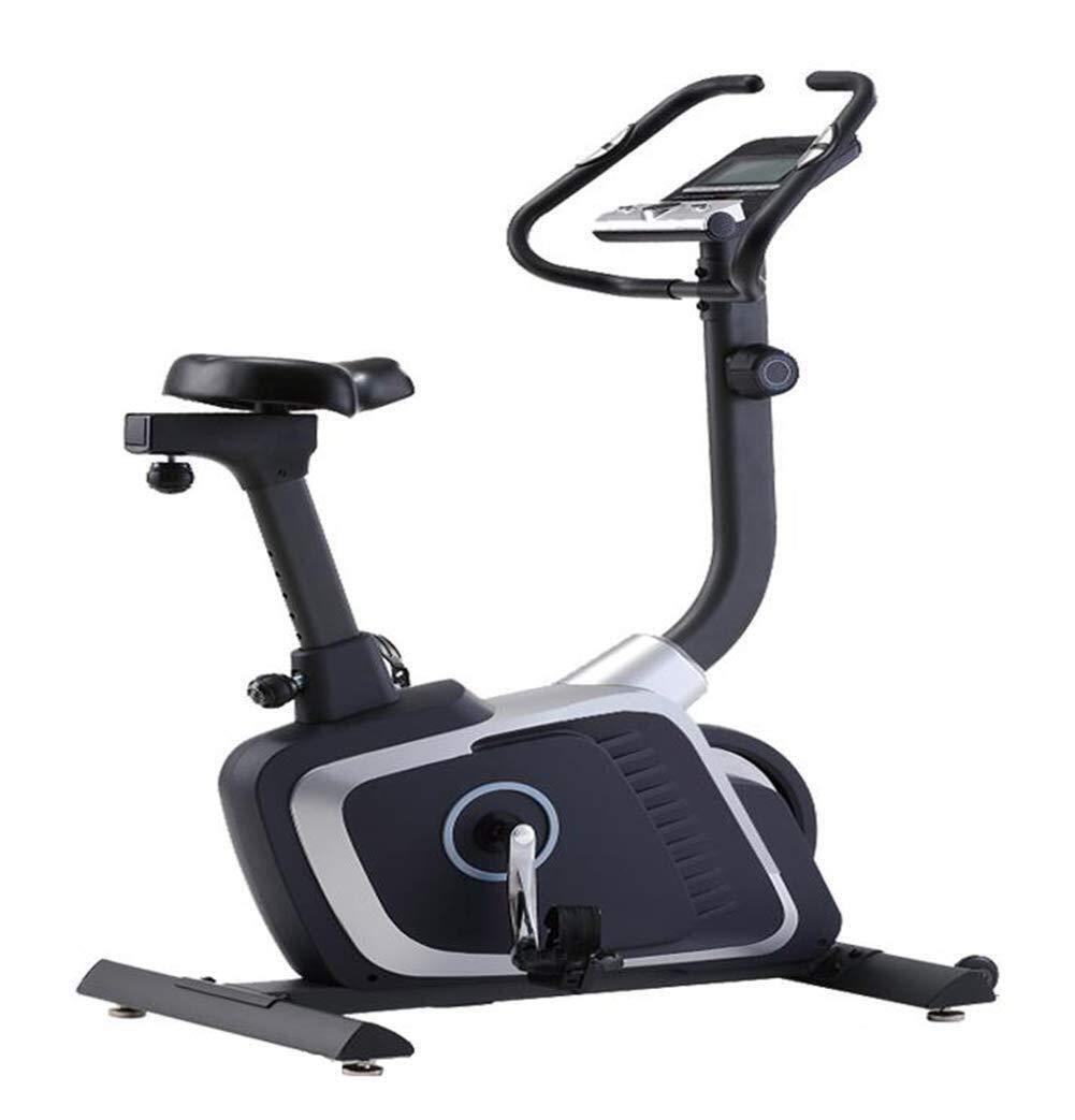 DCCRBR 多機能ディスプレイを有する自転車用磁気抵抗8キロフライホイール好気性および調節可能なハンドルブラケットが着席します フィットネス 自転車
