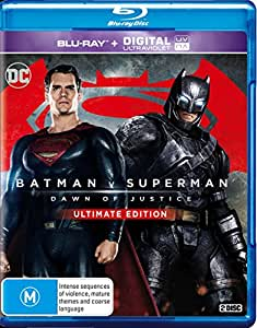 Batman v Superman (Blu-ray + Digital)