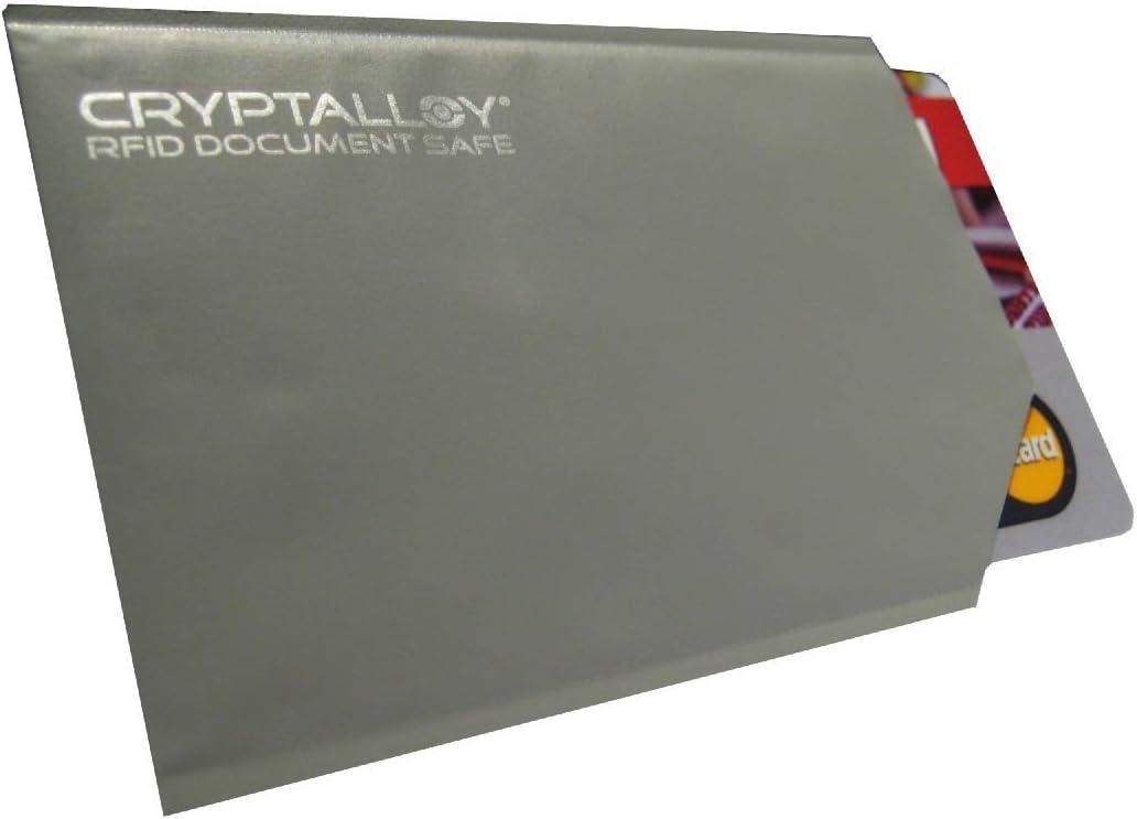 cartes didentit/é cartes girogo cartes Protection des donn/ées /Étui pour cartes de cr/édit Protection RFID 3 Stk. sans contact RFID, NFC, sans fil puce