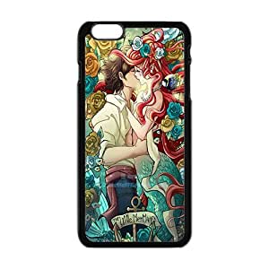 The little mermaid Case Cover For iPhone 6 Plus Case