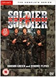 Soldier Soldier - Complete Series - 23-DVD Box Set [ NON-USA FORMAT, PAL, Reg.2 Import - United Kingdom ]