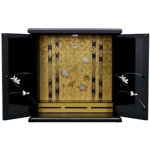 Japanese Buddhist Altar Butsudan (Small, Saga)