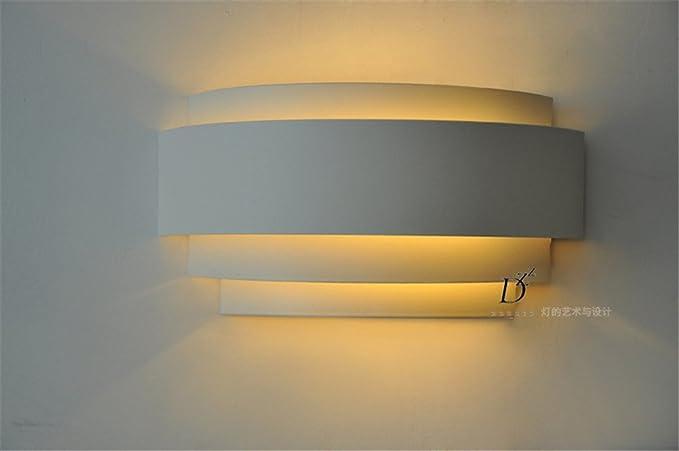 Lampade da parete creative lampada da parete piazza moderna lampada