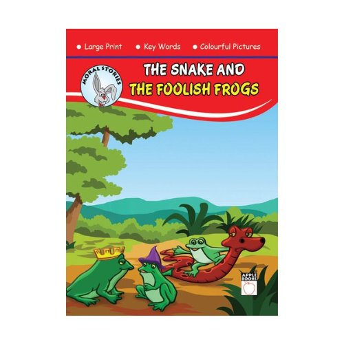 Read Online The Snake and the Foolish Frogs pdf epub