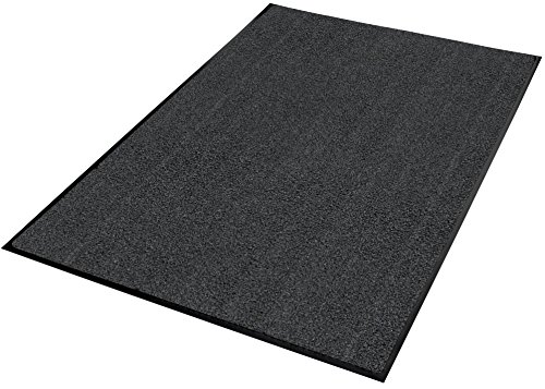 Platinum Series - Solution Dyed Nylon / Rubber Black 5 X 10 Floor Mat