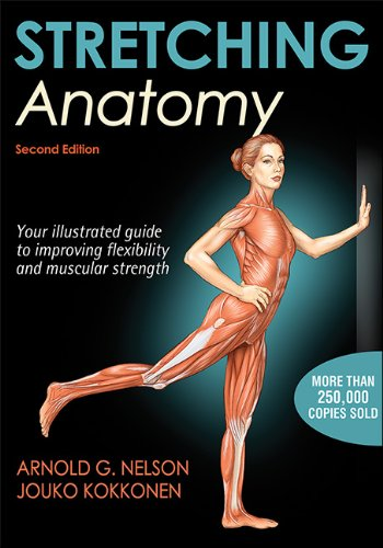 Stretching Anatomy 2nd Arnold G Nelson product image