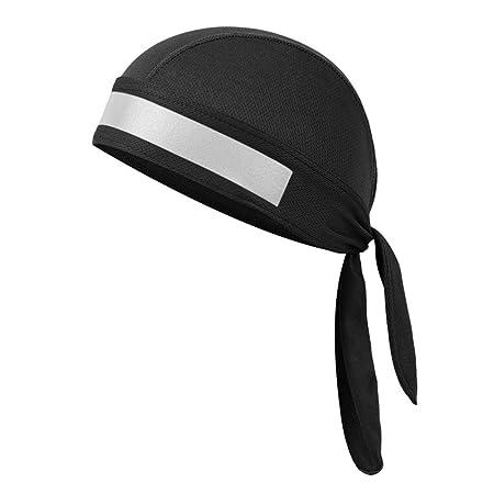 QUUY Sombrero de Gorra de Ciclismo, Gorras de Calavera ...