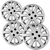 Hubcaps for Chevy Cobalt Set of 4 Pack 15