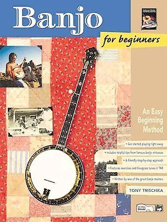 Banjo for Beginners - Bk+DVD by Alfred