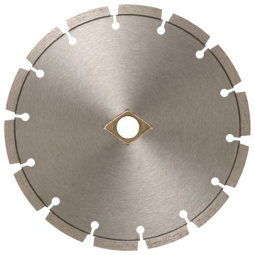 Brick Tile Saw - 10-inch Dry or Wet Segmented Saw Blade with 5/8-inch Arbor for Concrete/Brick