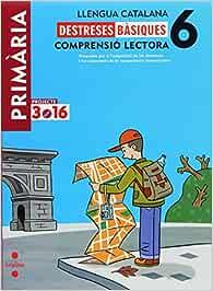 Llengua catalana. Comprensió lectora. Destreses bàsiques
