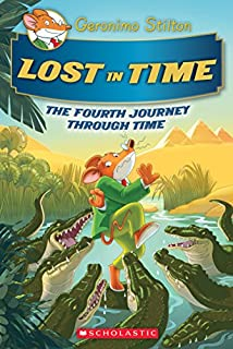 Book Cover: Lost in Time