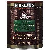 Kirkland signature 100% Colombian Coffee, 1.36 Kg