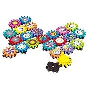 playgo Gear Action-69 Pcs Toy-Interlocking Sets