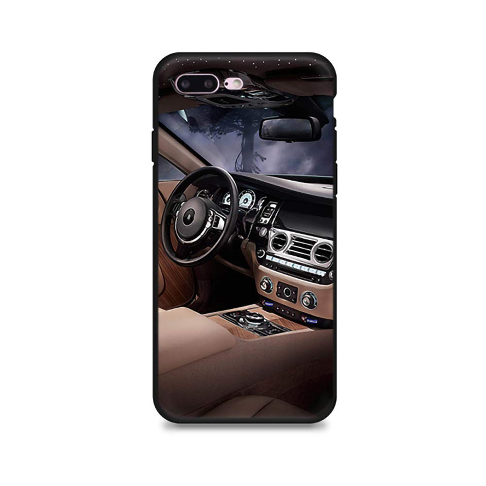 Amazon Com Kksy Case For Iphone Mercedes Benz Silicone Drop
