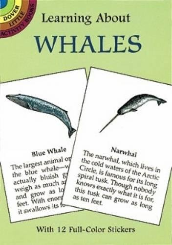 (Learning About Whales (Dover Little Activity Books))