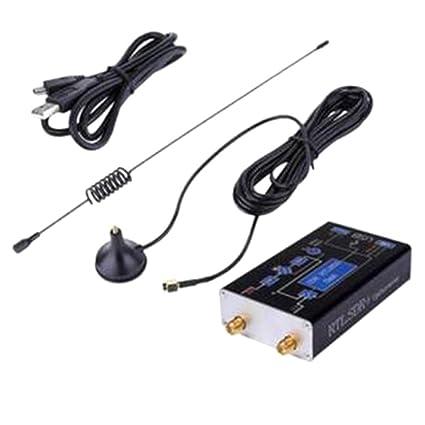 Almencla 100KHz-1766MHz Full Band RTL-SDR USB Tuner Receiver