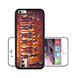 Liili Premium Apple iPhone 6 Plus iPhone 6S Plus Aluminum Backplate Bumper Snap Case IMAGE ID: 9845534 Many people on the fresco in museum antropology in Mexico