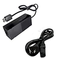 Xbox One Power Brick Power Supply Box Power Block Replacement Adapter AC Power Cord Cable for Microsoft Xbox One