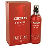 Ikks Burning For You 3.3 oz Eau De Toilette Spray