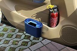 X&L Car Accessories Car Trash, Set Box, Car Trash Can, Portable Mini Trash Can 15.5cm 8cm 12cm , 2