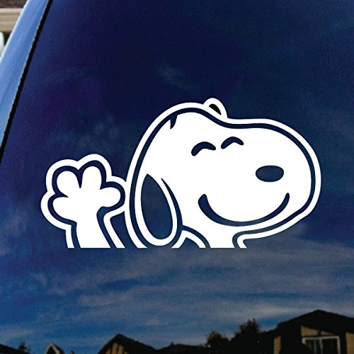 Dog Car Decal Sticker - 7