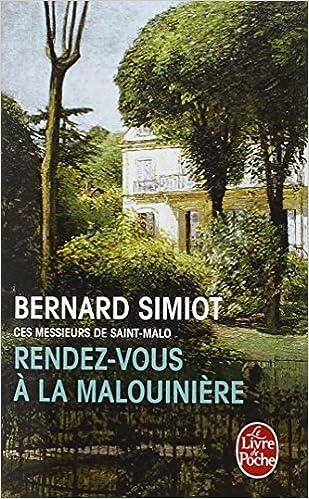 Rendez-vous a La Malouiniere (Ldp Litterature) (French Edition)