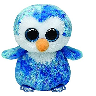 Ty Beanie Boos Ice Cube - Penguin: Toys & Games