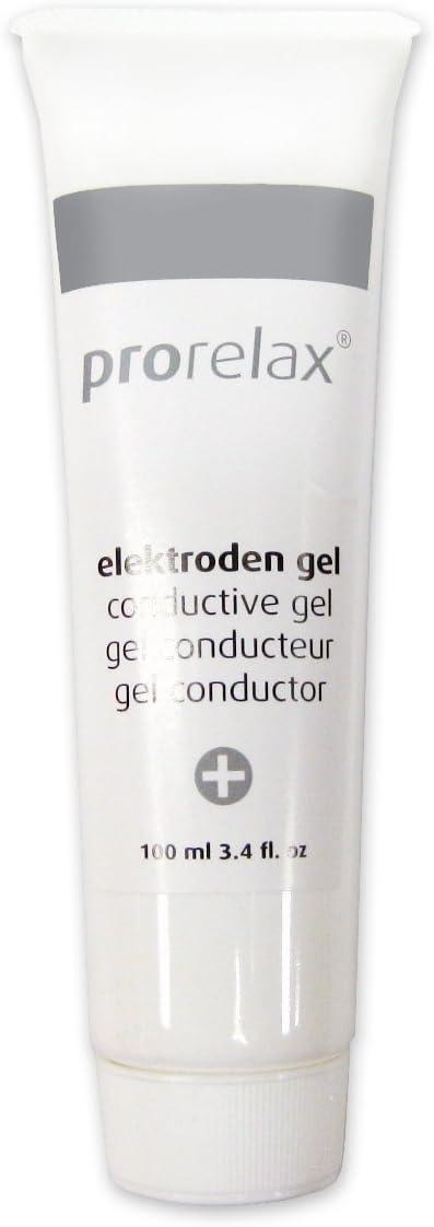Prorelax gel conductor electrodos