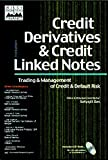 img - for Credit Derivatives and Credit Linked Notes (Wiley Finance) book / textbook / text book