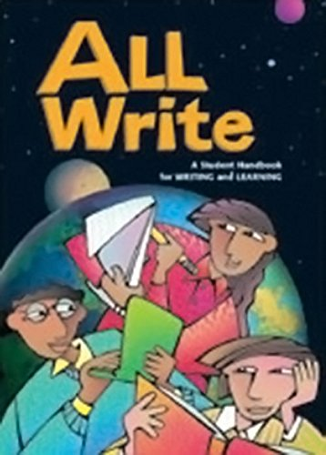 All Write: Handbook 2003