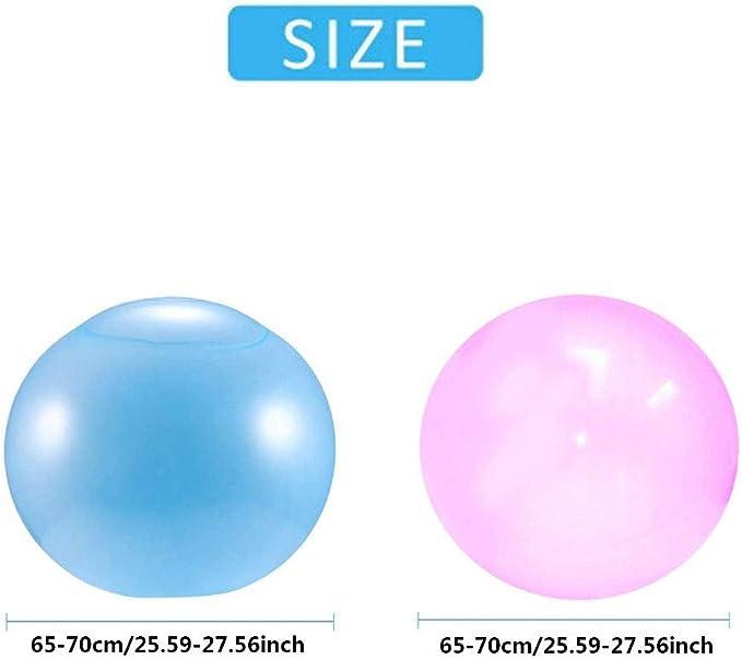 YOUMI Wubble Bubble Ball Diversión Bubble Ball Juguete Gigante ...