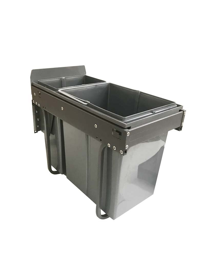 Amazon.com: Techtongda Recycle Bin Pull Out Kitchen Waste ...
