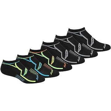 Saucony Bolt Performance No-Show Socks