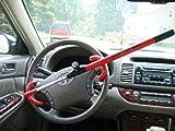 The Club 3100 Twin Hooks Steering Wheel