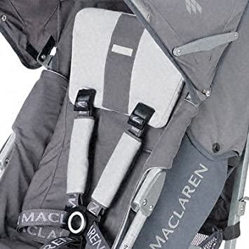 Amazon.com: Maclaren Techno/Techno XT Comfort Pack Plata ...