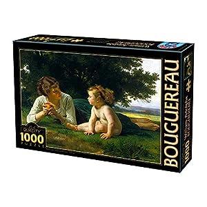 D Toys Puzzle 1000 Pcs 72764bo02 Uni