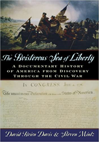 The boisterous sea of liberty a documentary history of america from the boisterous sea of liberty a documentary history of america from discovery through the civil war revised ed edition fandeluxe Gallery