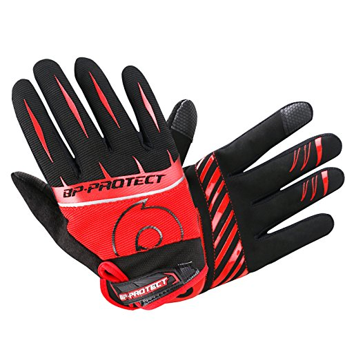 Motorcycle Winter Gloves Review - 7