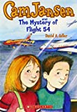 Cam Jansen and the Mystery of Flight 54 (Cam Jansen Adventure Series)