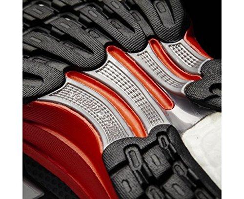 adidas Response Boost 2 M - Zapatillas para hombre Negro / Gris / Blanco / Naranja
