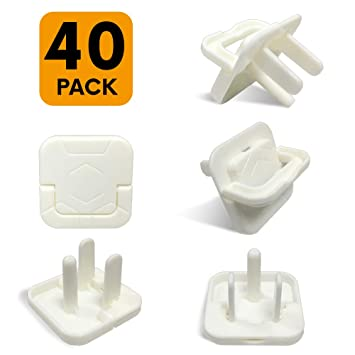 Amazon.com: Electrical Outlet Covers Wall Plug Socket Caps ...