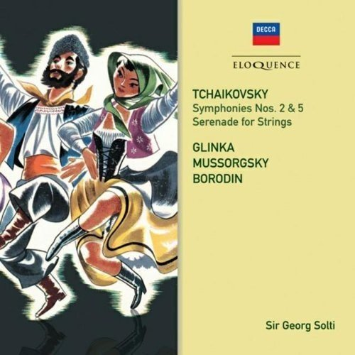 Tchaikovsky: Symphonies 2 & 5 / Russian Orchestral (Russian Oboe)