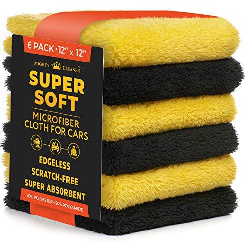 Premium Microfiber Towels for