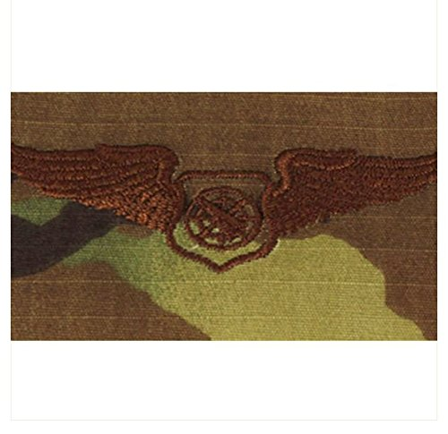 (Vanguard AIR FORCE EMBROIDERED BADGE: AIR BATTLE MANAGER - OCP)