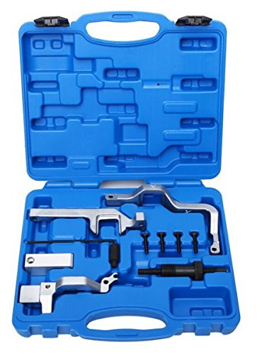 KINGTOOL Set Messa in Fase DISTRIBUZIONE Motori Benzina Mini BMW PSA Peugeot Citroen 1.4 e 1.6