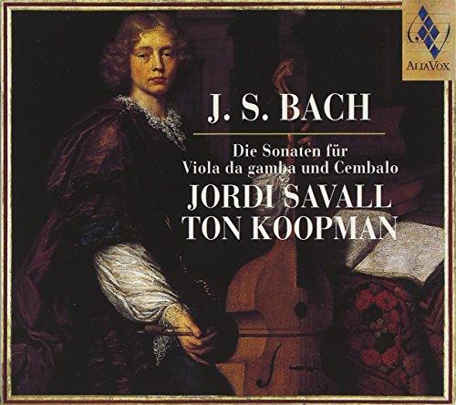 (Bach: Sonatas for Viola da gamba und Cembalo)