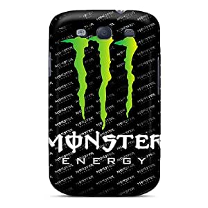 Galaxy S3 Case Cover Monster Case - Eco-friendly Packaging