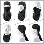LONGLONG Balaclava – Sun Protection Mask Windproof, Dust & Breathable Summer Full Face Cover for Cycling, Hiking, Motorcycle